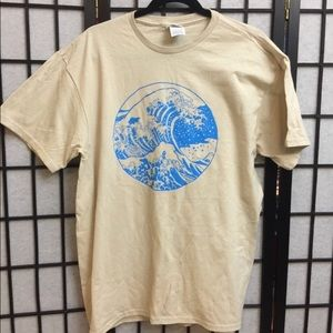 Tops - Great Wave T-shirt